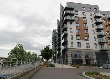 Thumbnail 1 bed flat for sale in Peninsula Quay, Pegasus Way, Gillingham, Kent