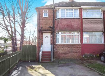 Thumbnail 3 bedroom semi-detached house for sale in Oakley Road, Southampton