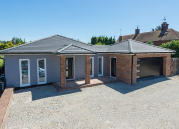 Thumbnail 4 bed detached bungalow for sale in Silver Hill Road, Willesborough, Ashford
