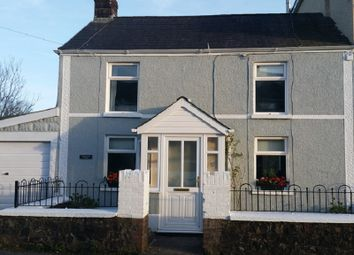 Thumbnail 2 bed semi-detached house for sale in Hennoyadd Road, Abercrave, Swansea.