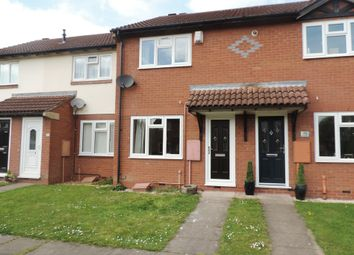 Thumbnail 2 bed town house to rent in Coronation Road, Stafford