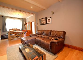 Thumbnail 2 bed terraced house for sale in Bective Road, Kingsthorpe, Northampton
