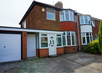 Thumbnail 3 bed semi-detached house for sale in Cavendish Grove, York