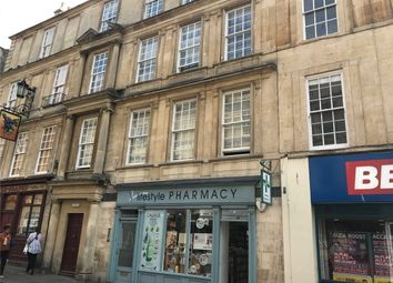 Thumbnail 1 bed flat to rent in Westgate Street, Bath