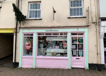 Thumbnail Retail premises for sale in High Street, Crediton