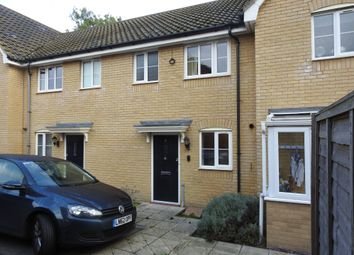 Thumbnail 2 bed terraced house for sale in Heron Road, Saxmundham