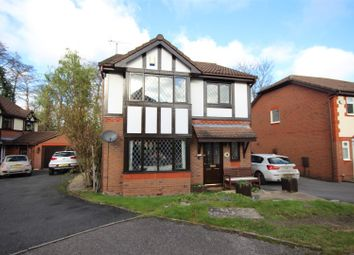 Thumbnail 3 bed detached house for sale in Kingfisher Close, Uckfield