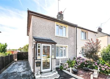 Thumbnail 2 bed semi-detached house for sale in Holly Road, Dartford, Kent