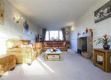 Thumbnail 4 bed detached bungalow for sale in Halifax Road, Briercliffe, Lancashire