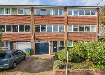 Thumbnail 4 bed town house for sale in Dundas Gardens, West Molesey