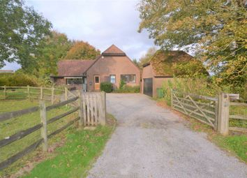 Thumbnail Detached bungalow to rent in Stowting Common, Ashford