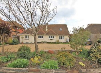 163 Cooden Drive, Bexhill-On-Sea, East Sussex TN39. 4 bed detached bungalow for sale