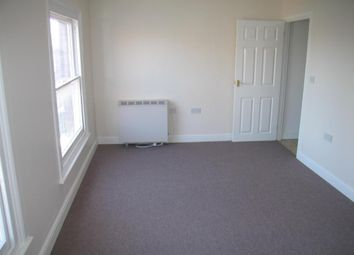 Thumbnail 1 bed flat to rent in West Street, Wisbech, Cambs