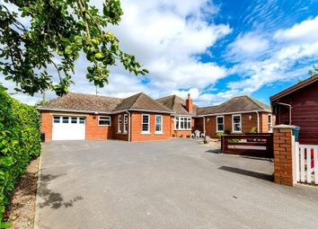 Thumbnail 3 bed detached bungalow for sale in Main Road, Quadring, Spalding, Lincolnshire