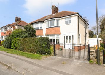 Thumbnail 3 bed semi-detached house for sale in Lucas Road, Chesterfield