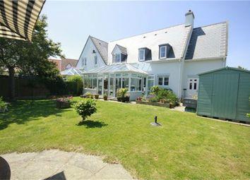 Thumbnail 4 bed semi-detached house for sale in La Carre, La Route De St Jean, St John