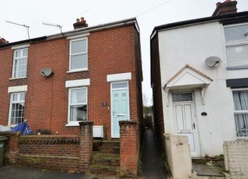Thumbnail 3 bed end terrace house for sale in Deanes Park Road, Fareham