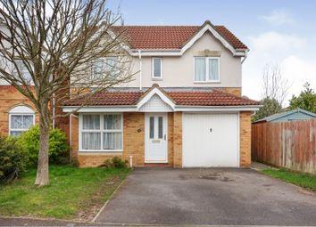 Thumbnail 4 bedroom detached house for sale in Hawkins Crescent, Bradley Stoke