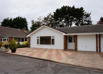 Thumbnail 3 bed detached bungalow for sale in Golf Links Road, Felpham