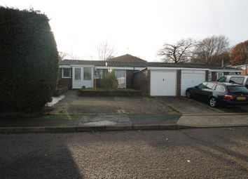 Thumbnail 2 bed bungalow for sale in Arundel Close, Lordswood, Kent