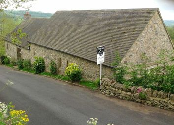 Thumbnail 5 bed detached house for sale in Bottom Garden, Greenhill, Wirksworth Matlock, Derbyshire