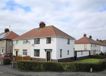 Thumbnail 3 bed semi-detached house for sale in Trinity Road, Greenfield, Flintshire