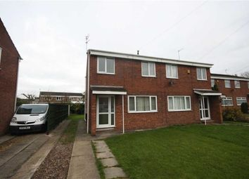 Thumbnail 3 bed semi-detached house to rent in Rosemount Close, Hull
