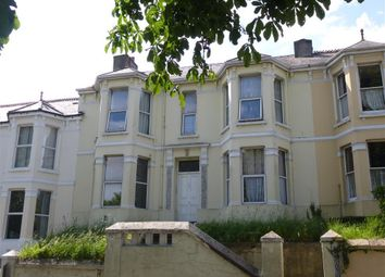 Thumbnail 1 bedroom flat to rent in Alexandra Road, Mutley, Plymouth