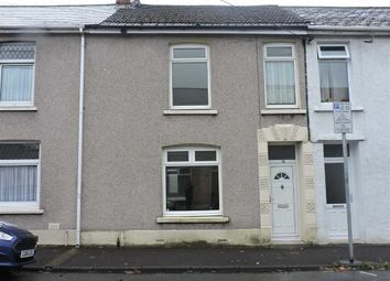 Thumbnail 3 bed terraced house for sale in Williams Street, Pontarddulais, Swansea