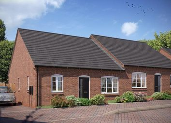 Thumbnail 2 bed bungalow for sale in Milton Road, Repton