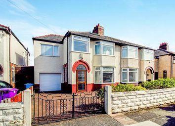 Thumbnail 4 bed semi-detached house for sale in Castleview Road, West Derby, Liverpool