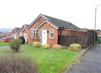 Thumbnail 2 bed detached bungalow to rent in Jodrell Avenue, Belper, Derbyshire