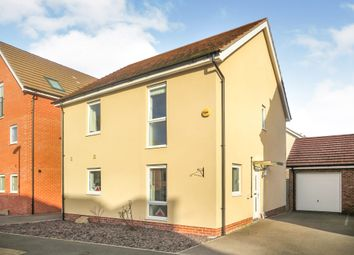 4 bed detached house for sale in Jaguar Lane, Bracknell RG12
