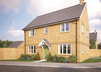 Thumbnail 3 bed detached house for sale in March Road, Wimblington, March