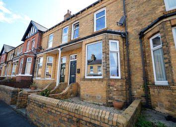 Thumbnail 2 bed terraced house for sale in Elmville Avenue, Scarborough