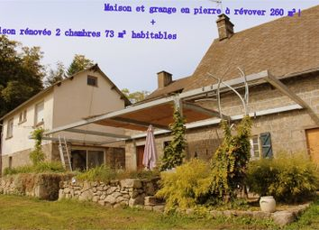 Thumbnail 2 bed property for sale in Limousin, Corrèze, Ussel