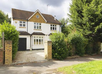 Thumbnail 4 bed detached house for sale in Hampton Court Way, Thames Ditton