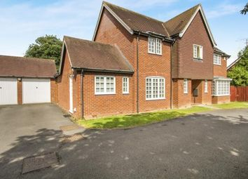 Thumbnail 4 bedroom detached house for sale in Dogwood Court, Oadby, Leicester, Leicestershire