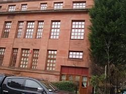 Thumbnail 1 bedroom flat to rent in Buccleuch Street, Glasgow