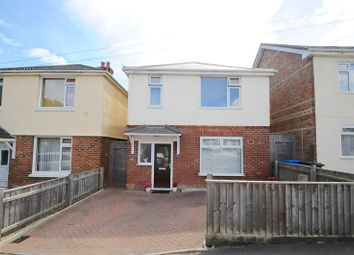 Thumbnail 3 bed detached house for sale in Uppleby Road, Parkstone, Poole