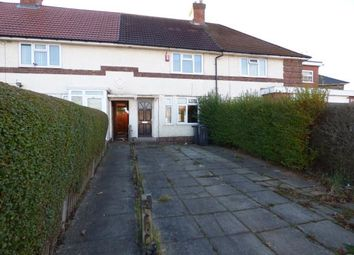 Thumbnail 3 bed terraced house for sale in Oakhill Crescent, Acocks Green, West Midlands