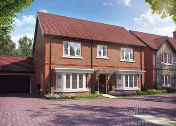 "Thumbnail 4 bed detached house for sale in ""Plot 12"" at Lewes Road, Ringmer, Lewes"