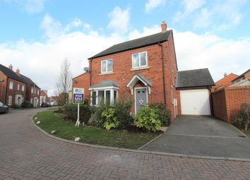 Thumbnail 4 bed detached house for sale in The Cloisters, Hawksyard Estate, Rugeley