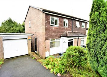 Thumbnail 3 bed semi-detached house for sale in Birchside Avenue, Glossop
