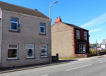 4 bed end terrace house for sale in Frizington Road, Frizington, Cumbria CA26