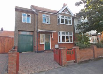 Thumbnail 3 bed semi-detached house to rent in Cowley Road, Felixstowe