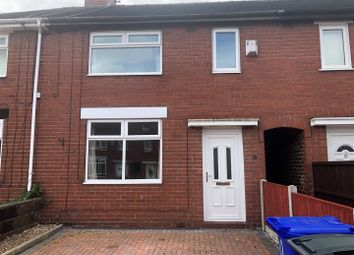 Thumbnail 2 bed town house to rent in William Avenue, Stoke-On-Trent