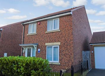 Thumbnail 4 bedroom detached house for sale in Bowes Gardens, Springwell, Gateshead