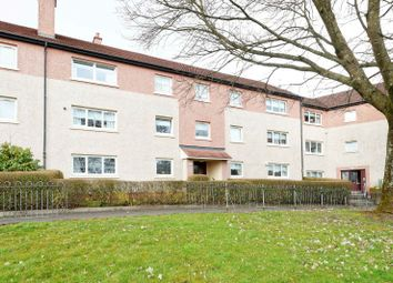 Thumbnail 3 bed flat for sale in Kinfauns Drive, Drumchapel, Glasgow