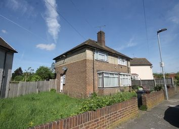 Thumbnail 2 bed semi-detached house to rent in Shaw Avenue, Barking